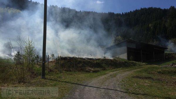 Brandeinsatz vom 06.04.2017  |  (C) FFW Gutach (2017)